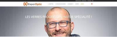 Lunettes-ExperOptic - Nouvelle r�alisation site web Mod�le Silver Boutique & r�f�rencement