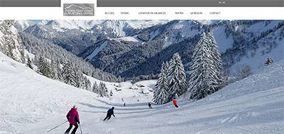 Site immobilier Bexter - Nouvelle réalisation (Alpes Services) Modèle premium