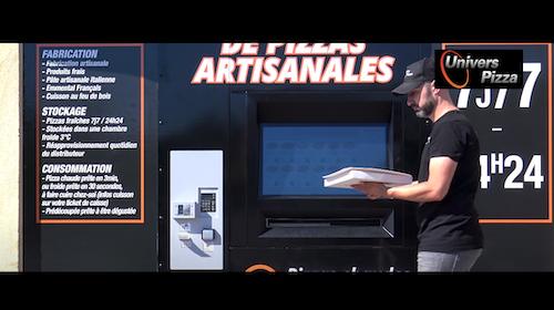Réalisation vidéo entreprise Toulon dans le Var - Bexter & Univers Pizza