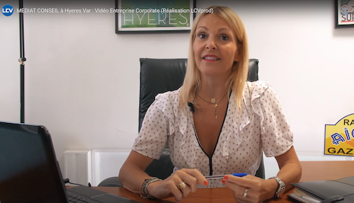 MEDIAT CONSEIL à Hyeres Var  Vidéo Entreprise Corporate