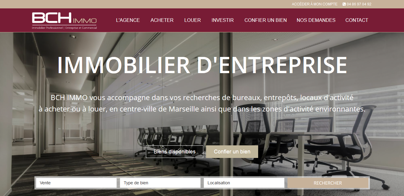 BCH IMMOBILIER