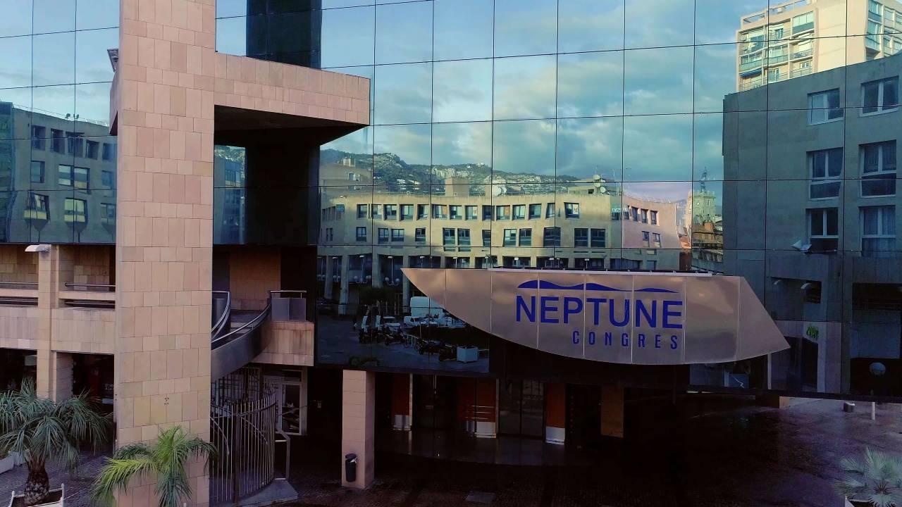 PALAIS NEPTUNE à Toulon Var  Vidéo Entreprise Corporate (Réalisation LCVprod)
